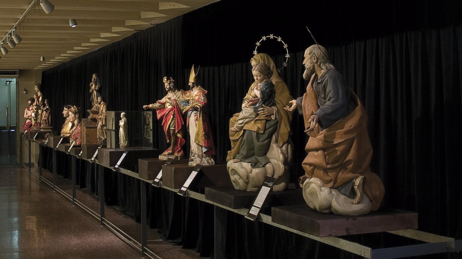 Sala de escultura
